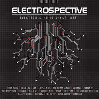 Cover  - Electrospective - Electronic Music Since 1958