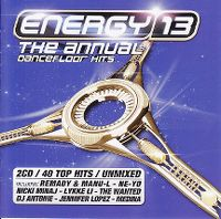 Cover  - Energy 13 - The Annual - Dancefloor Hits