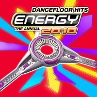 Cover  - Energy 2010 - The Annual Dancefloor Hits