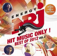 Cover  - Energy NRJ Hit Music Only! - Best Of 2012 Vol. 2