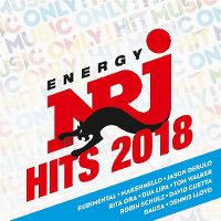 Cover  - Energy NRJ Hits 2018