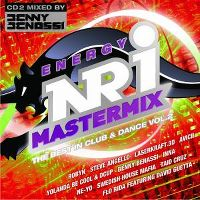 Cover  - Energy NRJ Mastermix - The Best In Club & Dance Vol. 2