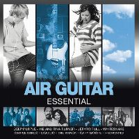 Cover  - Essential - Air Guitar
