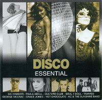 Cover  - Essential - Disco