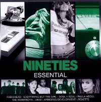 Cover  - Essential - Nineties