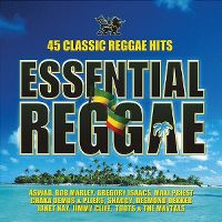 Cover  - Essential Reggae