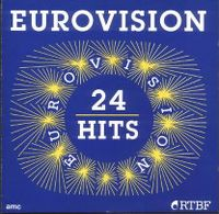 Cover  - Eurovision 24 Hits