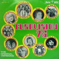 Cover  - Eurovision 76
