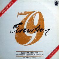 Cover  - Eurovision '79