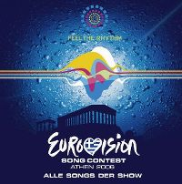 Cover  - Eurovision Song Contest - Athen 2006