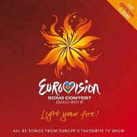 Cover  - Eurovision Song Contest - Baku 2012