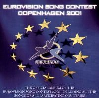 Cover  - Eurovision Song Contest - Copenhagen 2001