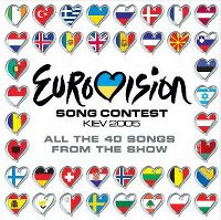 Cover  - Eurovision Song Contest - Kiev 2005