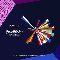 Cover  - Eurovision Song Contest - Rotterdam 2021