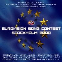 Cover  - Eurovision Song Contest - Stockholm 2000