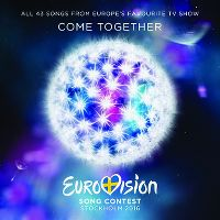 Cover  - Eurovision Song Contest - Stockholm 2016