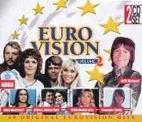 Cover  - Eurovision Volume 2