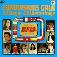 Cover  - Eurovisions Gala - 29 Sieger-29 Welterfolge