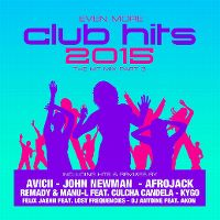 Cover  - Even More Club Hits 2015 - The Hit-Mix Part 3