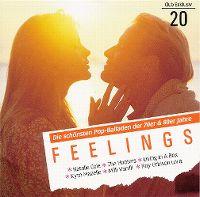 Cover  - Feelings (20) - Die schönsten Pop-Balladen der 70er & 80er Jahre