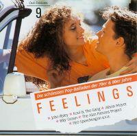 Cover  - Feelings (9) - Die schönsten Pop-Balladen der 70er & 80er Jahre