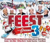 Cover  - Feest in de sneeuw 3