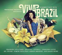 Cover  - Fernanda Brandao Presents Viva Brazil - Summer Party Hits