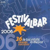 Cover  - Festivalbar Blu 2006