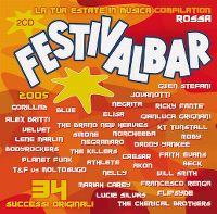 Cover  - Festivalbar Rossa 2005