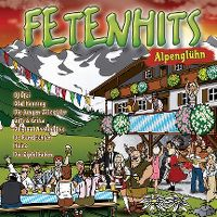 Cover  - Fetenhits - Alpenglühn