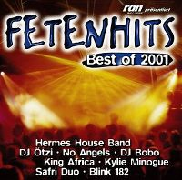 Cover  - Fetenhits - Best Of 2001