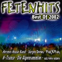 Cover  - Fetenhits - Best Of 2002