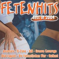 Cover  - Fetenhits - Best Of 2004