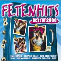 Cover  - Fetenhits - Best Of 2008