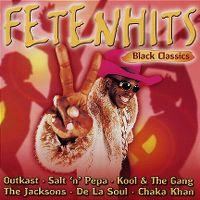 Cover  - Fetenhits - Black Classics