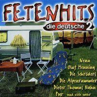 Cover  - Fetenhits - die deutsche 2