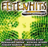 Cover  - Fetenhits - Disco-Schlager