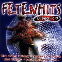Cover  - Fetenhits - DiscoFox