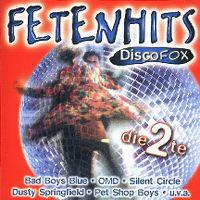 Cover  - Fetenhits - DiscoFox die 2te