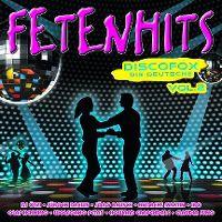 Cover  - Fetenhits - Discofox die Deutsche Vol. 2