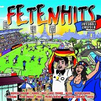Cover  - Fetenhits - Fussball EM 2016