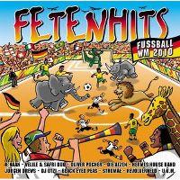 Cover  - Fetenhits - Fussball WM 2010