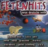 Cover  - Fetenhits - Neue Deutsche Welle