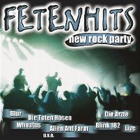 Cover  - Fetenhits - New Rock Party