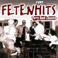 Cover  - Fetenhits - Party Rock Classics