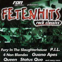 Cover  - Fetenhits - Rock Classics