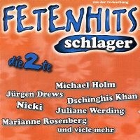 Cover  - Fetenhits - Schlager die 2te