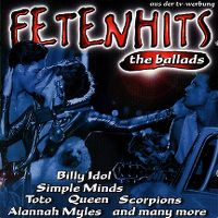 Cover  - Fetenhits - The Ballads