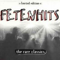 Cover  - Fetenhits - The Rare Classics