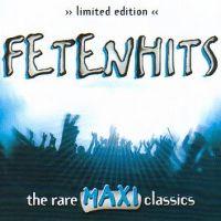 Cover  - Fetenhits - The Rare Maxi Classics